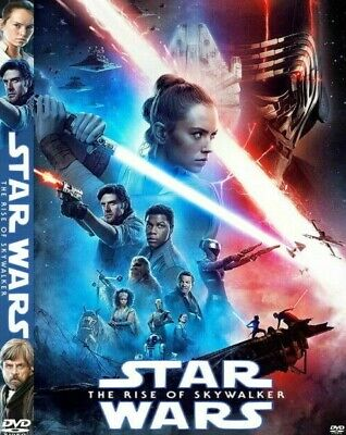 Star Wars The Rise of Skywalker (DVD,2019 2020) <<<NEW >>>SHIPS ON MARCH 31 <<<