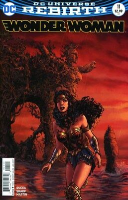 Wonder Woman Vol. 5 (2016-Present) #11