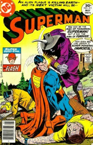 Superman Volume 1 311-390 Bronze Age DC YOU PICK & CHOOSE ISSUES 1970s 1980s