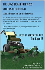 Lawn Tractor Tune ups. Done at your home!!!