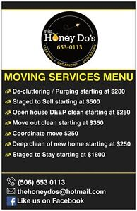 FULL HOME SOLUTIONS  - cleaning, de-cluttering, staging and more