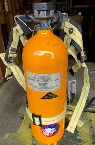 3M™ Scott™ 2216 psig ISCBA Self-Contained Breathing Apparatus