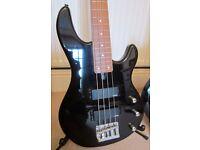 Yamaha BBN4-III Bass Guitar (will post)