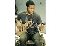 Experienced Bass Player Available