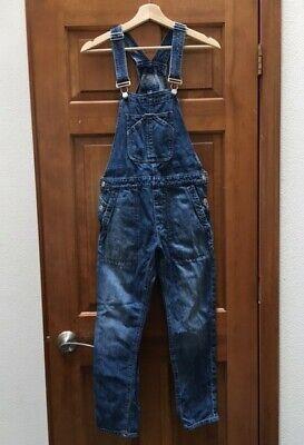 Vintage Overalls & Jumpsuits Women Gap Denim Overalls Jeans XXS $13.00 AT vintagedancer.com