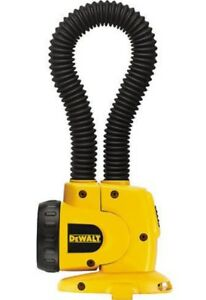 brand new DeWalt DW919 18V snake light floodlight