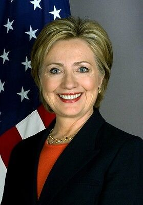 Hillary Clinton  2X3 Fridge Magnet  Presidential Candidate Democrat First Lady