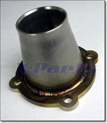 Hosenrohrflansch K03 / K04 Upgrade Lader 1,8T 4-Loch Downpipe Flansch EDELSTAHL online kaufen