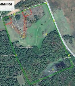 Possibility of 2 Lots for Sale