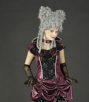 Kostüm Saffron Kleid Gothic Barock Vampir 36 38 40 42 44 46 Vampirin Halloween