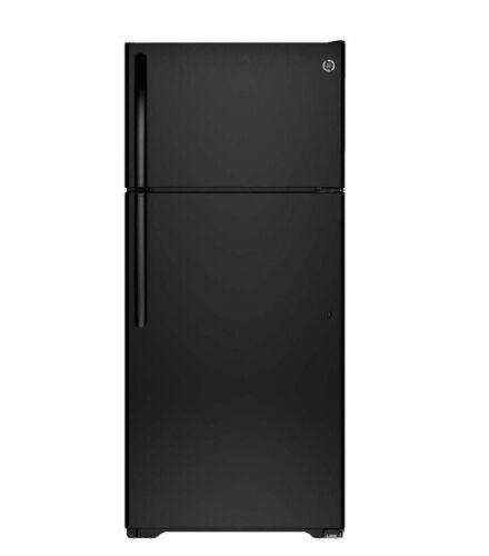 GE refrigerator Top freezer