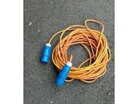22 m approx electric hook up