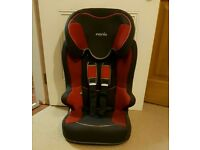 nania child car seat i-max sp