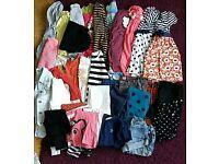 Big bundle of 6-8yrs girls clothes