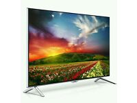 """Panasonic 65"""" smart LED wifi 4k UHD tv Hd freeview 4 time batter picture"""