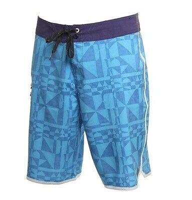 2c6d0dcbc6 2015 NWT MENS VOLCOM OPTICON MOD BOARDSHORTS $60 32 cyan blue swimsuit  swimming