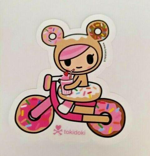 tokidoki sticker - Sprinkle Cycle