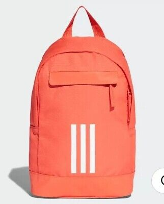 Adidas Orange Backpack Bag BNWT Extra Small For Kids