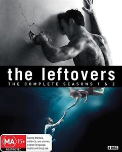 The Leftovers Complete Seasons Series 1 and 2 One Two Blu-ray Region B NEW