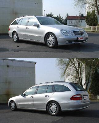 KAW Federn nur vorne ca. -50mm passend für Mercedes S211 W211 T-Modell Kombi