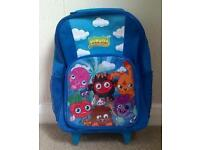 Child's Moshi Monsters suitcase bag