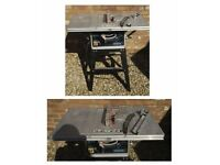 Table Saw - Draper - little used fully working