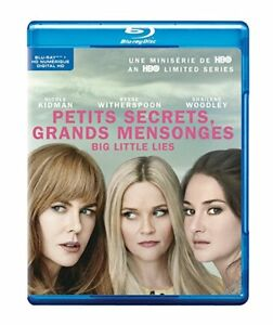 DVD Blu-Ray Big Little Lies