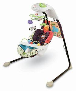 Fisher-Price Baby Cradle 'N Swing Luv U Zoo