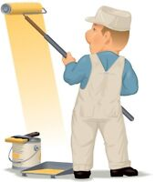 Interior/Exterior painting and drywall