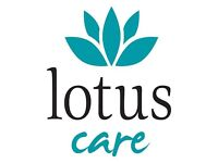 Care Assistant- LEAMINGTON, KENILWORTH & WARWICK Full & Part time