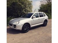 Porsche Cayenne S 2003 4.5L V8 tiptronic Recent Porsch Centre Major Service
