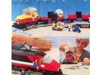 WANTED - Lego Trains