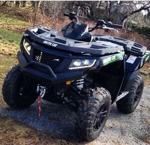 2015 LIMITED EDITION ARCTIC CAT XR 550 EPS FOR SALE