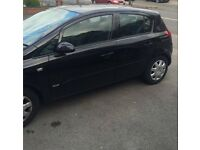 Automatic , low mileage - lady owner 1.4 corsa 57 plate
