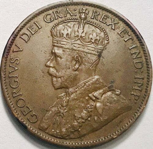 CANADA - George V - Large Cent - 1912 - KM-21 - Extra Fine