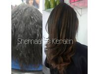 Brazilian Keratin Treatments £60 or 2 heads for £100!!!
