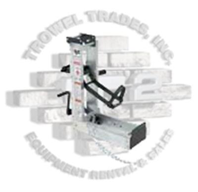 Qual Craft 2000 Ultra Jack Pump Jack Aluminum Scaffold