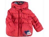 New baby jacket size 6-9m