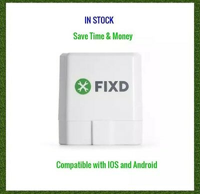 FIXD OBD-II NEW 2ND GENERATION!!!!Active Car Health Monitor IN STOCK!!