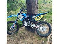 Fastest 2 Stroke Dirt Bike