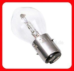 Bilux 12V 35/35W BA20D Lampe Glühbirne Glühlampe Birne Rollerlampe Motorradlampe