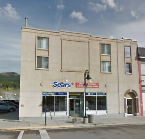 Prime retail location for lease in Blairmore (Crowsnest Pass)
