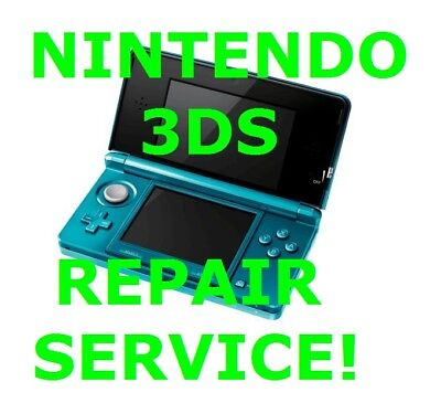 Fix Broken AS IS Nintendo 3DS System Parts and Repair Service!