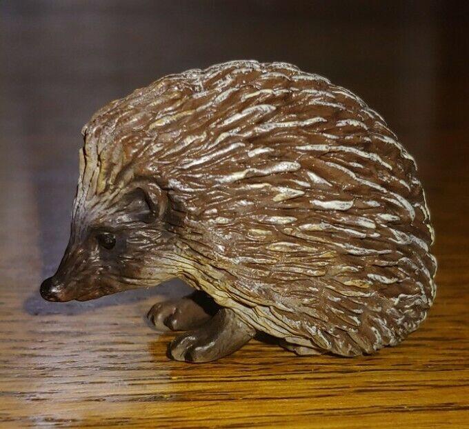 Schleich Hedgehog Figurine Retired 14337