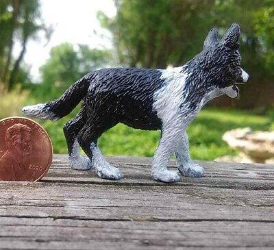 Custom CM Collecta by Breyer German Shepherd Pup Dog Puppy Border Collie