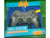 3 in 1 game pad dual vibration function