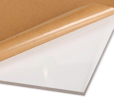 Plexiglass Acrylic Lucite Sheet Clear 18 X 6 X 12