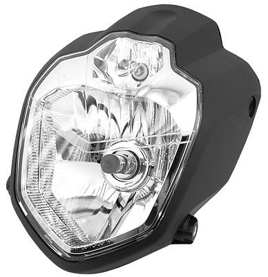 Used, HD Harley-Davidson V-Rod Muscle Headlight Street Custom Scheinwerfer Universal for sale  Shipping to United States