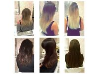 Models needed - Full head hair extensions £150.