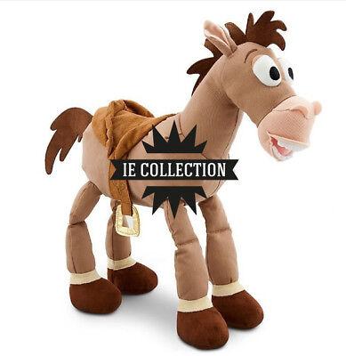 TOY STORY 2 BULLSEYE PELUCHE 25 CM muñeco de nieve disney Woody caballo plush segunda mano  Embacar hacia Argentina